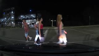 Night Drive In Ames,Iowa