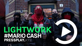 Mario Cash - Lightwork Freestyle 🇳🇱 (Prod. Shaqblaq) | Pressplay