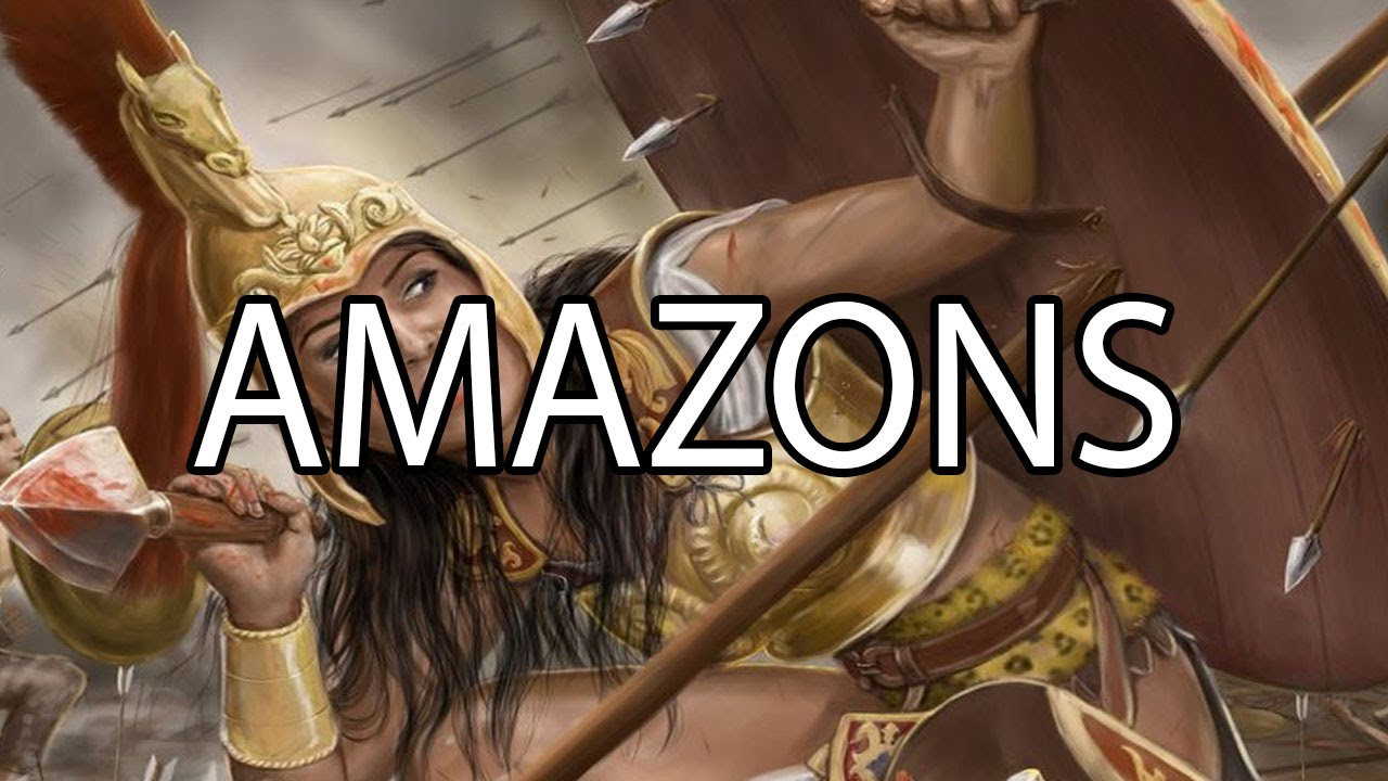 Amazons | Stuff That I Find Interesting - YouTube