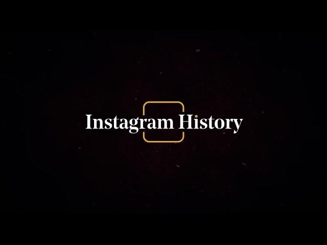 Instagram History