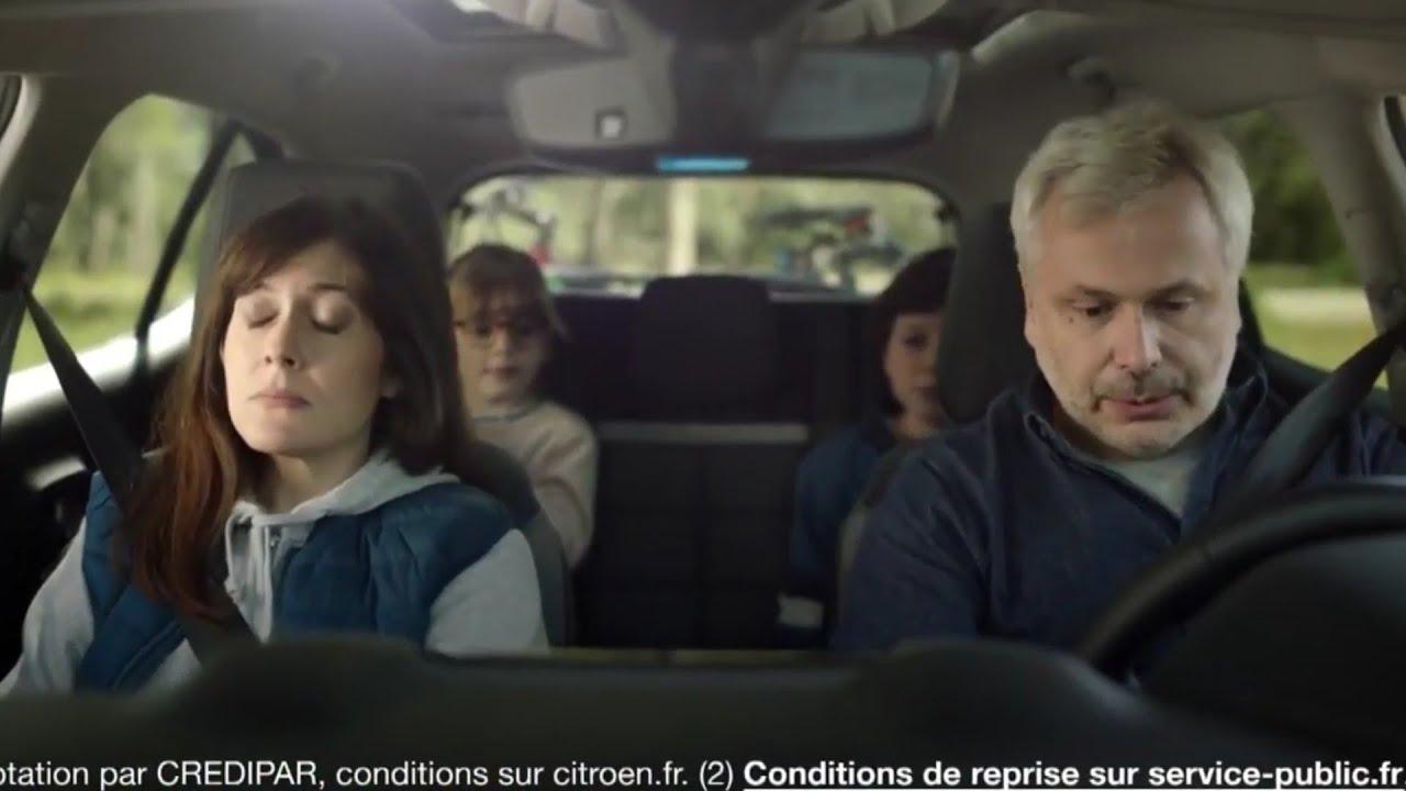 """Musique de la pub Citroën C5 Aircross hybride rechargeable """"la balade à vélo""""  Juin 2021"""