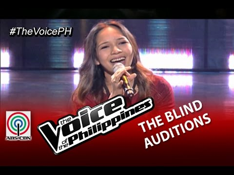 """The Voice of the Philippines Blind Audition """"Mama Knows Best"""" by Shaira Opsimar (Season 2)"""
