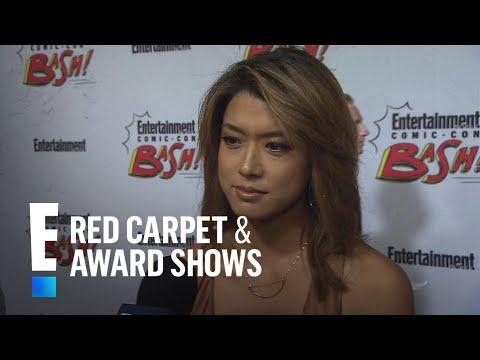 "Grace Park Focusing on ""Battlestar Galactica"" at 2017 Comic-Con | E! Red Carpet & Award Shows"