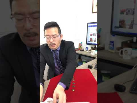 李鴻毅老師社團卜卦1019