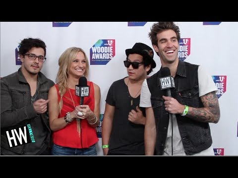 American Authors Share 'Best Day Of My Life' Inspiration!