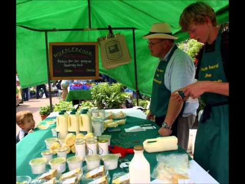 Islington Farmers Market in pictures 2005 - 2014