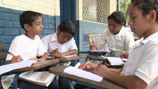 David's story: Life and learning at a child-friendly school in rural Nicaragua