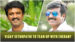 Cheran Is Ready With A Script For Vijay Sethupathi