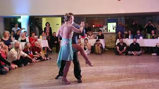 Alejandro Larenas & Marisol Morales (2) - Toronto Tango Festival 2019