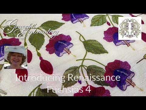 Introducing Renaissance Fuchsias 4