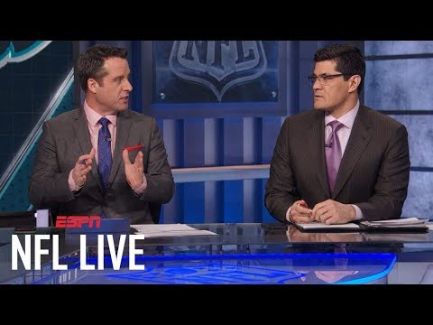Is Carson Wentz's season-opener goal unrealistic?  | NFL Live | ESPN