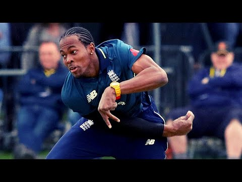 """🔴Top 10 """"Jofra Archer"""" bowling wickets 