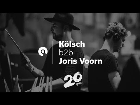 Joris Voorn B2B Kölsch @ Awakenings 20 (BE-AT.TV)