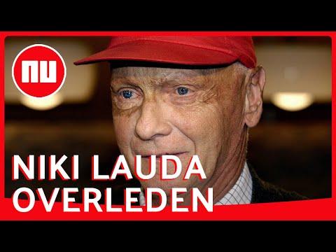 Niki Lauda overleden: Zijn titanenstrijd, zware crash en verfilming