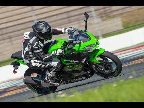 2018 Kawasaki Ninja 400 Track Review at Sonoma Raceway