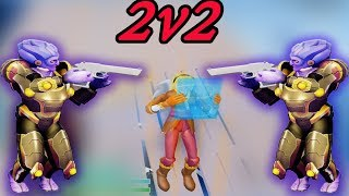 Roblox Strucid Leaderboard Players in 2v2 competition