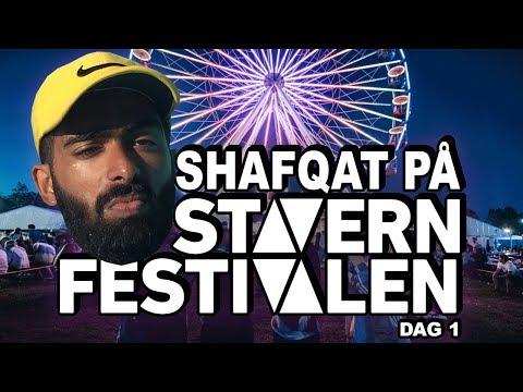 Shafqat på Stavernfestivalen 2017 del 1 [VLOG]: YLTV