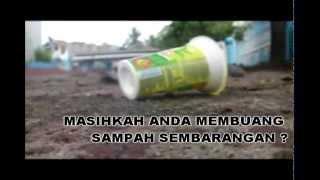 Iklan layanan masyarakat (sampah) by Manz