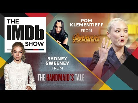 'Avengers: Infinity War' Star Pom Klementieff and MCU Best Friends | EP. 125 The IMDb Show