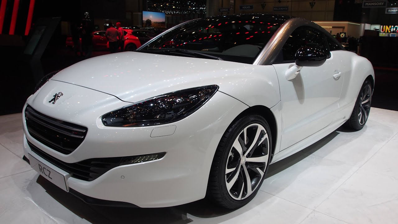 2015 peugeot rcz 1 6 thp gt line exterior and interior walkaround youtube. Black Bedroom Furniture Sets. Home Design Ideas