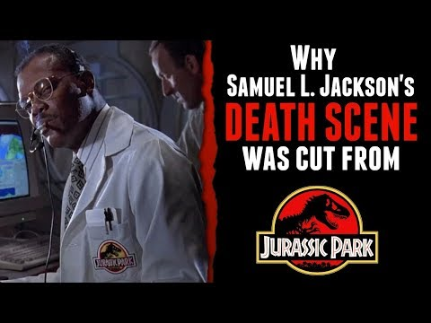 Why Samuel L. Jackson's Death Scene Was Cut From Jurassic Park