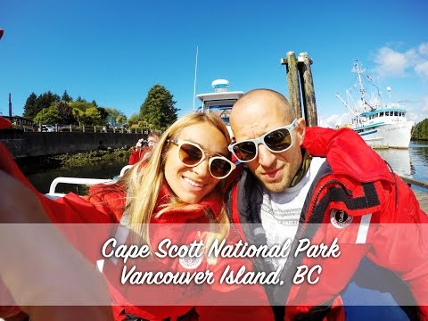 Cape Scott, Vancouver Island - British Colombia   Elena and Max's Travel Blog   GoPro HERO 4