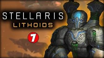 ENDING THE L-GATE APOCALYPSE! Stellaris - Lithoids Gameplay #7