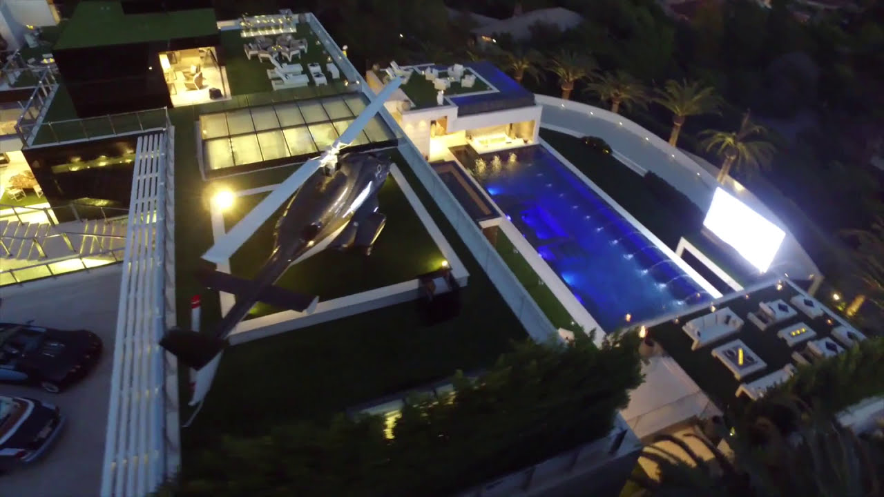 Most Expensive House In La >> 250m Los Angeles Mega Mansion Is Most Expensive Us Listing Part 2