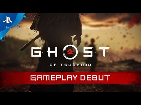 Ghost of Tsushima | E3 2018 Gameplay Debut | PS4