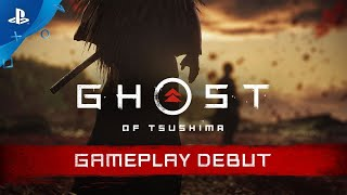 Video Ghost of Tsushima | E3 2018 Gameplay Debut | PS4 download MP3, 3GP, MP4, WEBM, AVI, FLV September 2018