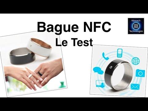 2019 meilleures ventes vente limitée achat authentique Bague NFC - Le Test