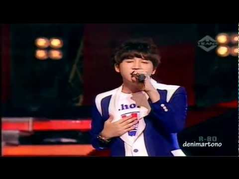 "Sm*sh ""Ada Cinta"" September to Remember 18 Sept 2011 @ Trans Tv"