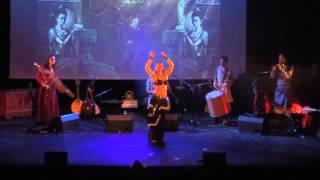 Aneka feat Dayazell @ ETHNIK SEASON#5 Mystical Tribe
