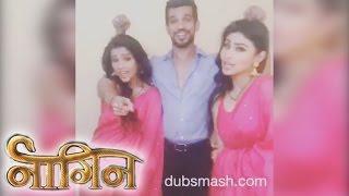 Naagin Ends; Arjun, Mouni & Adaa Emotions In A Funny Dubsmash Video