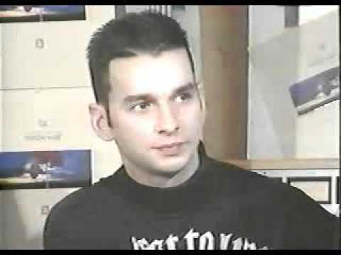 Video One 5-Day-Interview with David Gahan and Alan Wilder 1988 - Day Five