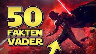 Star Wars: 50 coole Fakten über Darth Vader