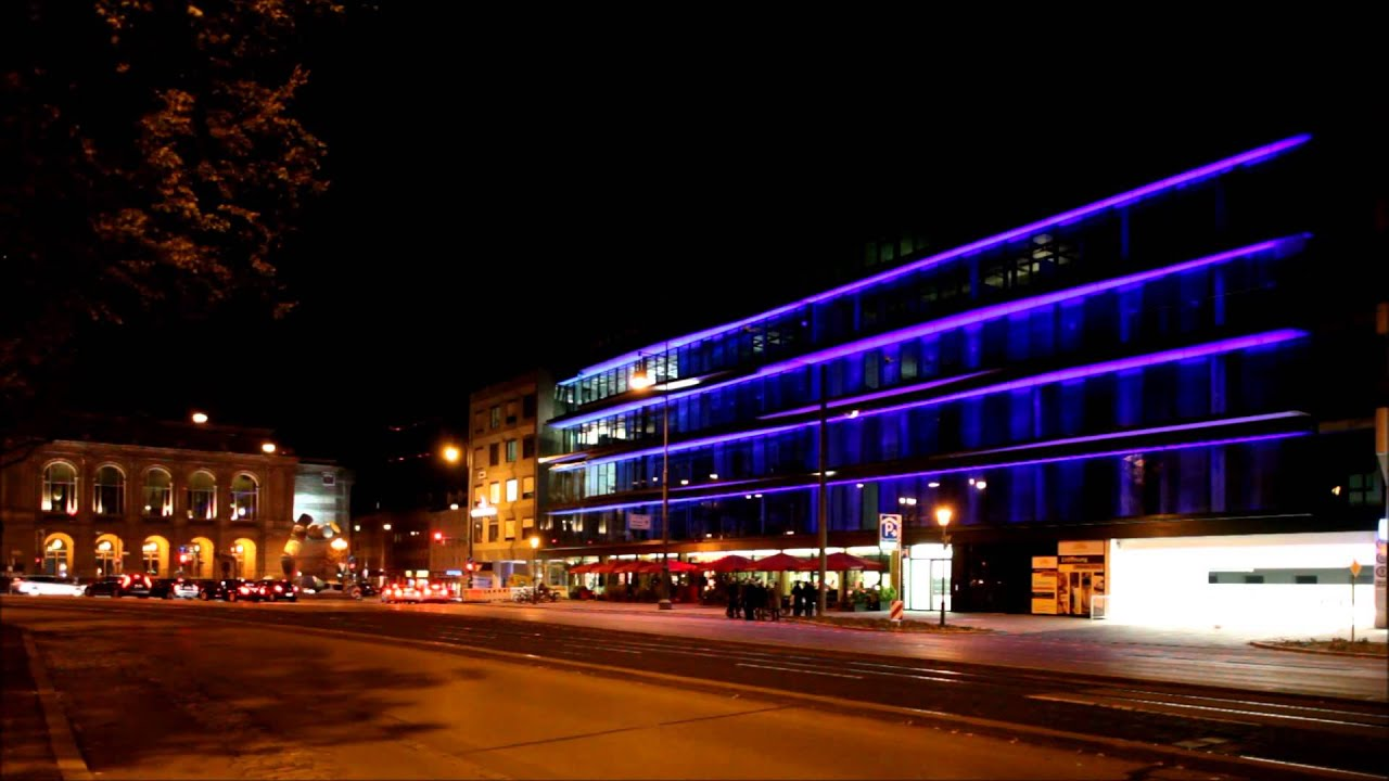 Image result for rgb lighting facade