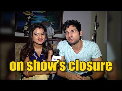 Arjun and Radhika aka Aham and Monica of Manmarziyan react to show's closure