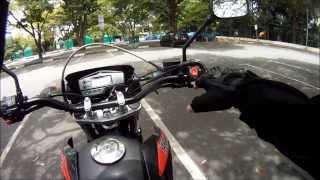 1ª aula, primeiro contato com a moto - Durvalcareca thumbnail