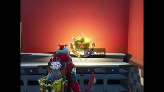 Fortnite - Secret Battle Star Loading Screen 3 Location - The Leftovers Week 3 Season 10