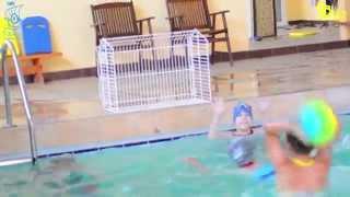 """Водне поло для дітей в басейні """"Каліпсо"""""""