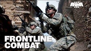 ARMA 3 RHS: Frontline Urban close quarters combat - CQC & CQB