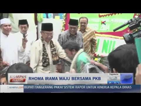 Rhoma Irama Resmikan Posko Pemenangan Calon Presiden