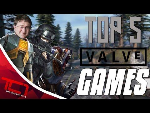 Top 5 Valve Games