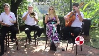 Show de samba, Chorinho e bossa nova Casa da Fazenda Morumbi - Grupo Apito de Mestre