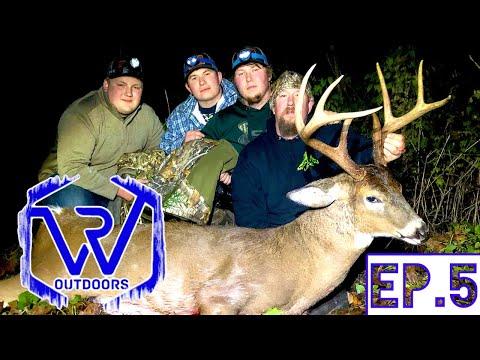 Big 8 Goes Down On Ohio Public Land: Bow Hunting