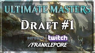 (Magic Online) Ultimate Masters Draft #1 - 12/10/18