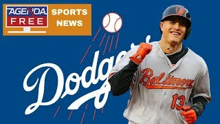Manny Machado Traded to Dodgers - LIVE COVERAGE