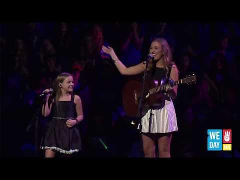 "Lennon & Maisy - ""Boom Clap"" (Live at WE Day Minnesota)"
