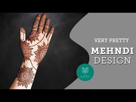 very-pretty-mehndi-design-for-front-hands│girls-favourite-mehndi-mesign│gallery-mehndi-designs